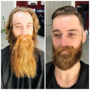 beard trim near me
