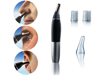 Ear-and-nose-trimmers